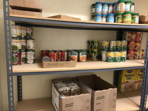 De Anza's food pantry offers free food to eligible students