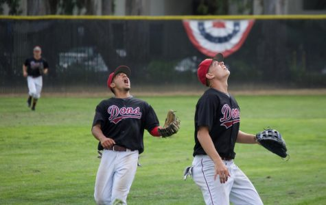 De Anza College baseball team swings hot and cold in season with no home field