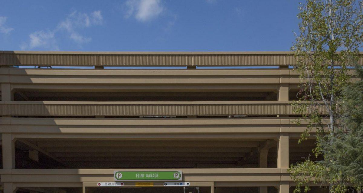 De+Anza+College+Flint+parking+garage+now+open+and+safer