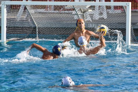 Promising season ends in disappointment for men's water polo