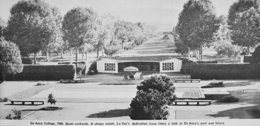 Then and Now: De Anza college, La Voz News turns 50