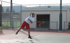 Men's tennis blanks Cabrillo