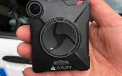 De Anza College campus police issued body-worn cameras