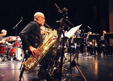 DA Jazz Ensemble provides versatile, intimate performance