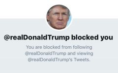 @realDonaldTrump blocked you: Commander-in-Chief's quirk more than just obnoxious, it's unlawful