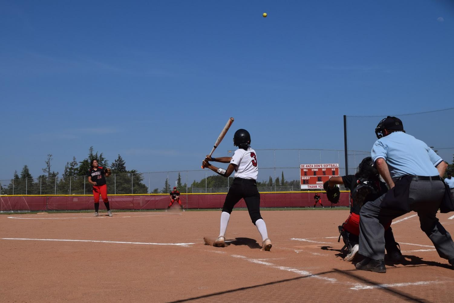 Softball team finishes season on a low note