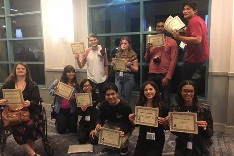 De Anza College's La Voz News wins journalism awards