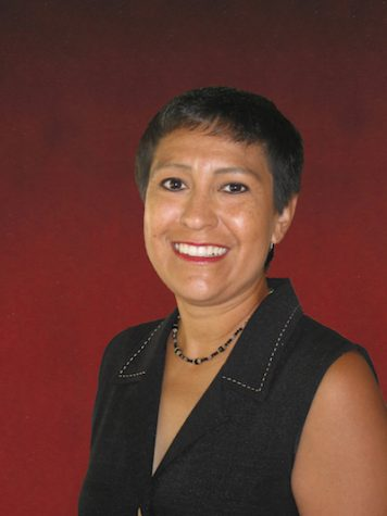 Vice President Espinosa-Pieb named interim president of De Anza College