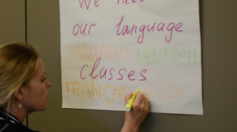Students advocate for language programs in De Anza budget deliberations