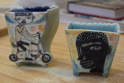 Inspiration on art, life during the Ceramic Potluck