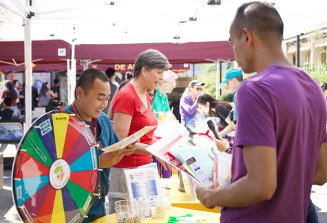 De Anza holds first Welcome Day event