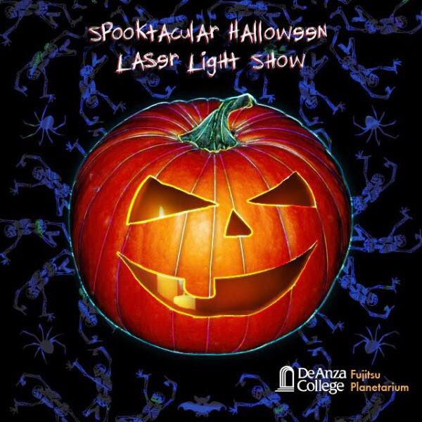 Fujitsu Planetarium celebrates spooky season with Halloween-themed laser shows