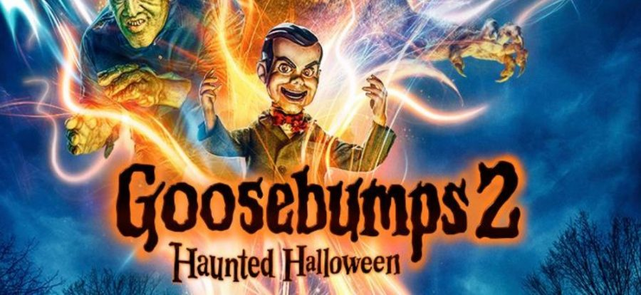 """""""Goosebumps 2: Haunted Halloween""""  review: new sequel, same story"""
