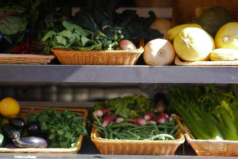 Freshest Cargo sources all their fruits and vegetables from local farms that practice organic, sustainable methods.