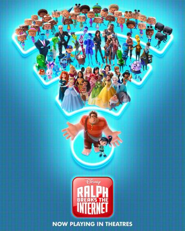 'Ralph Breaks the Internet' is a colorful film with a heartwarming tale