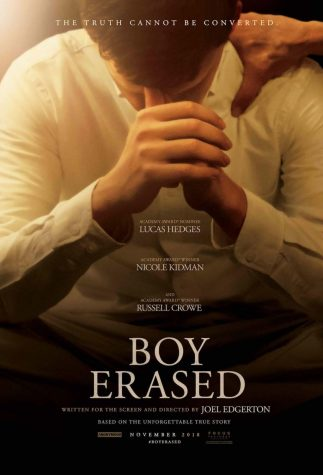 """Boy Erased"" offers an insider's perspective of being gay in the United States"