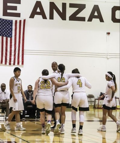 Women's basketball displays strong team spirit despite multiple adversities