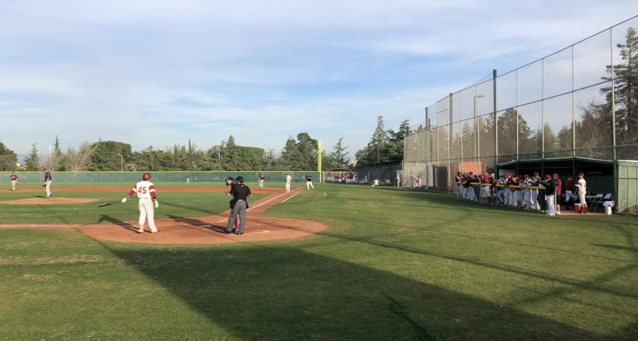 Dons Baseball struggle in second loss of season