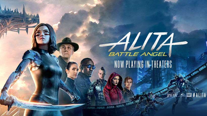 'Alita: Battle Angel' adapts superb visuals with an uncanny plot