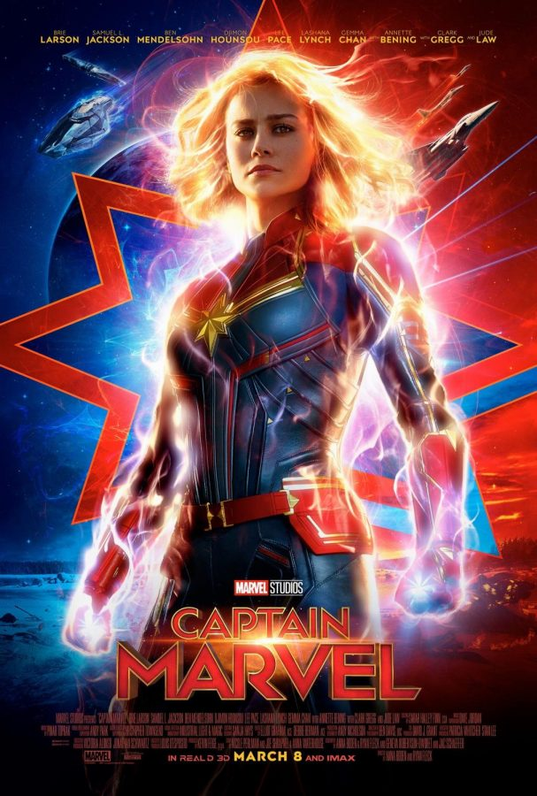 %27Captain+Marvel%27+outshines+superhero+empowerment