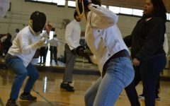 Class Profile: Fencing for the mind and body