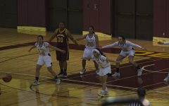 Determination shown by women's basketball as tough season concludes