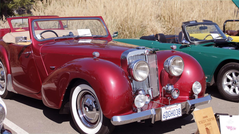 Mainly+hand+built+1949+Triumph+2000+Roadster.