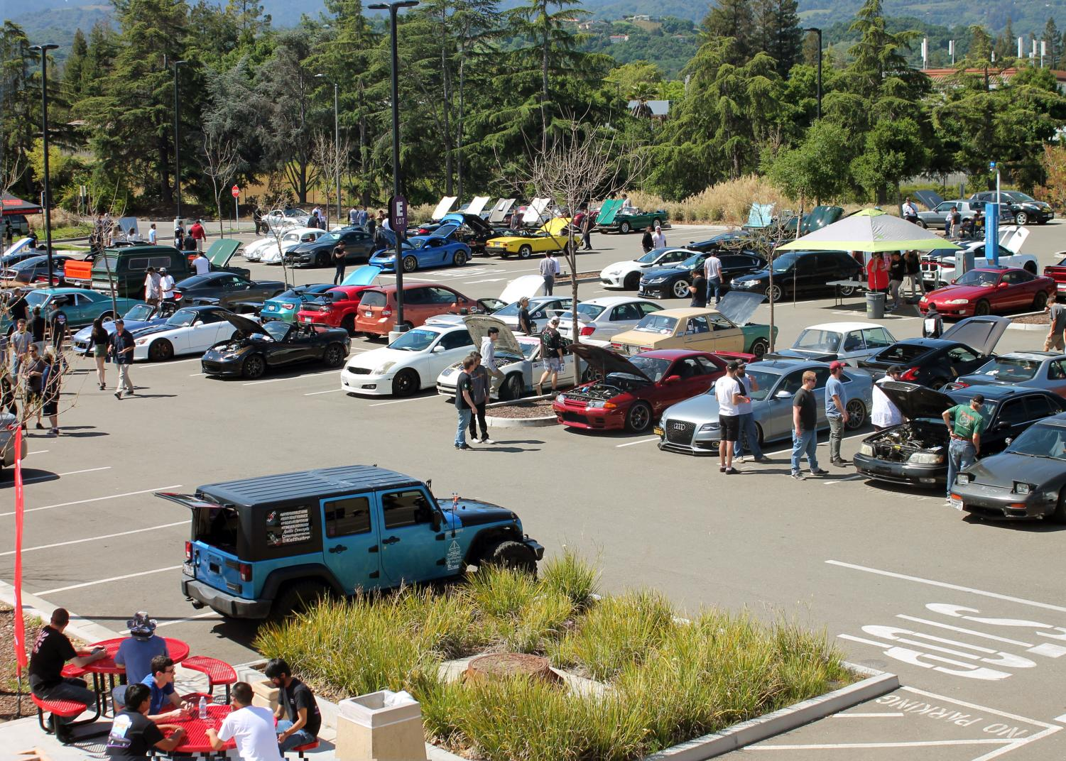 On+Saturday%2C+April+13th%2C+the+Automotive+Technology+Club+for+De+Anza+College%E2%80%99s+Automotive+department+was+hosting+their+6th+Annual+Car+Show+in+Lot+E+at+the+Campus.