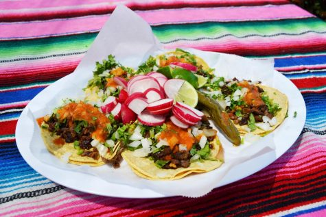 Mexican food truck offers classic options to students