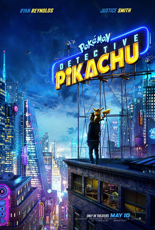 'Detective Pikachu:' super effective electrifying adaptation