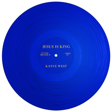 "Kanye's ""Jesus is King,"" a beautiful Christian album"
