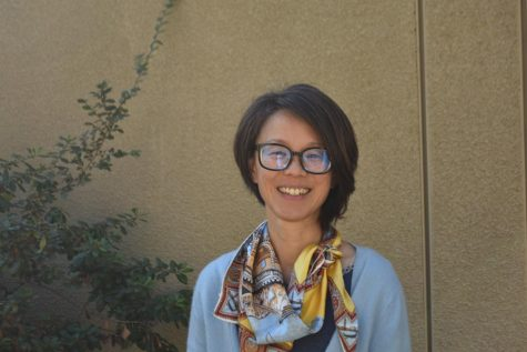Ethnic studies professor Mae Lee was honored at Stanford University's Multicultural Alumni Hall of Fame on Oct. 25.