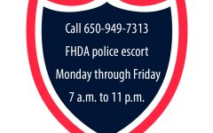 Foothill-De Anza Police offer safety escorts