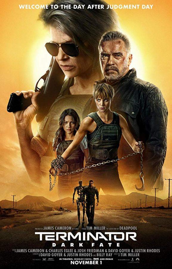 'Terminator: Dark Fate' is nostalgic but unsurprising