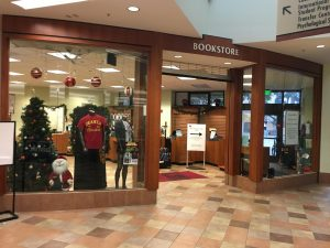 Bookstore to undergo changes due to falling sales
