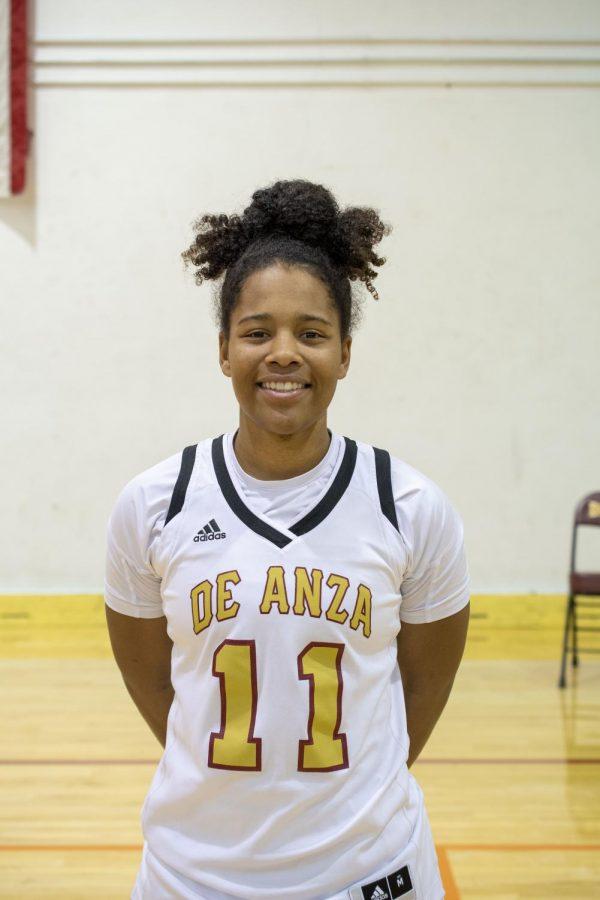Danielle Gezzi, 20, kinesiology major is captain of the team.