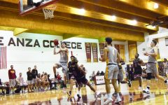 Men's basketball edge Monterey Peninsula College for the win