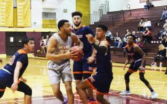 Men's basketball team suffers third loss in conference