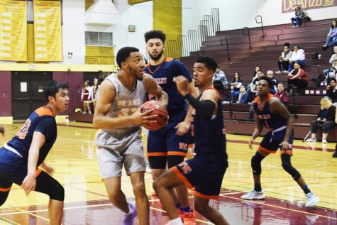 Dons fight off Gavilan College for first home win of season