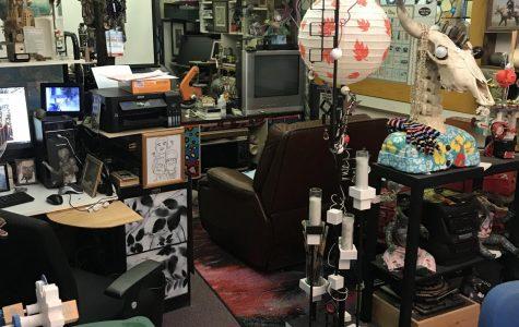 John Dorrance's home studio