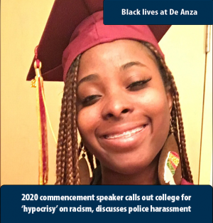 Tamara Willams, 26, 2020  Virtual Graduation Commencement Speaker