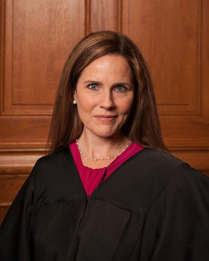 Amy Coney Barrett was confirmed as a Supreme Court justice on Oct. 27.