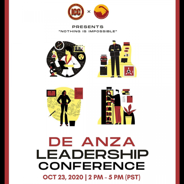 De Anza College Leadership Conference speakers inspire, uplift students