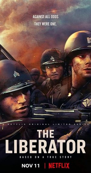"""The Liberator"": A captivating and innovative, yet artificial portrayal of World War II"