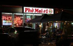 Pho Mai serves both Vietnamese and Filipino cuisine.