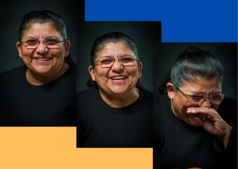 Sandra Diaz, photo provided by Patricia Williams