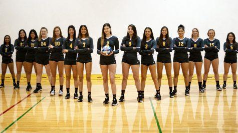De Anza women's volleyball team receives Scholar Team award