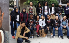 Maurice Canyon (left) and Umoja students (right). Source: De Anza College